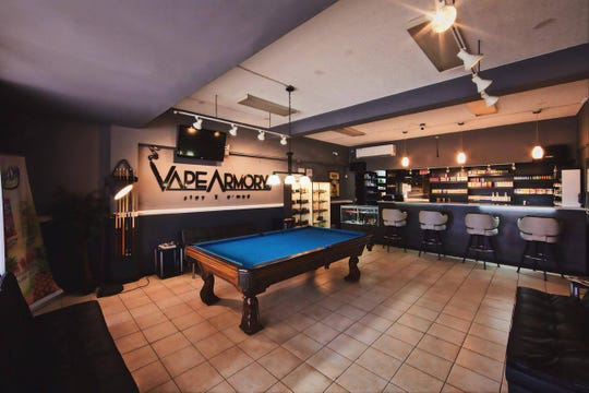 Vape Armory is Pika Best Vape Shop 2018.