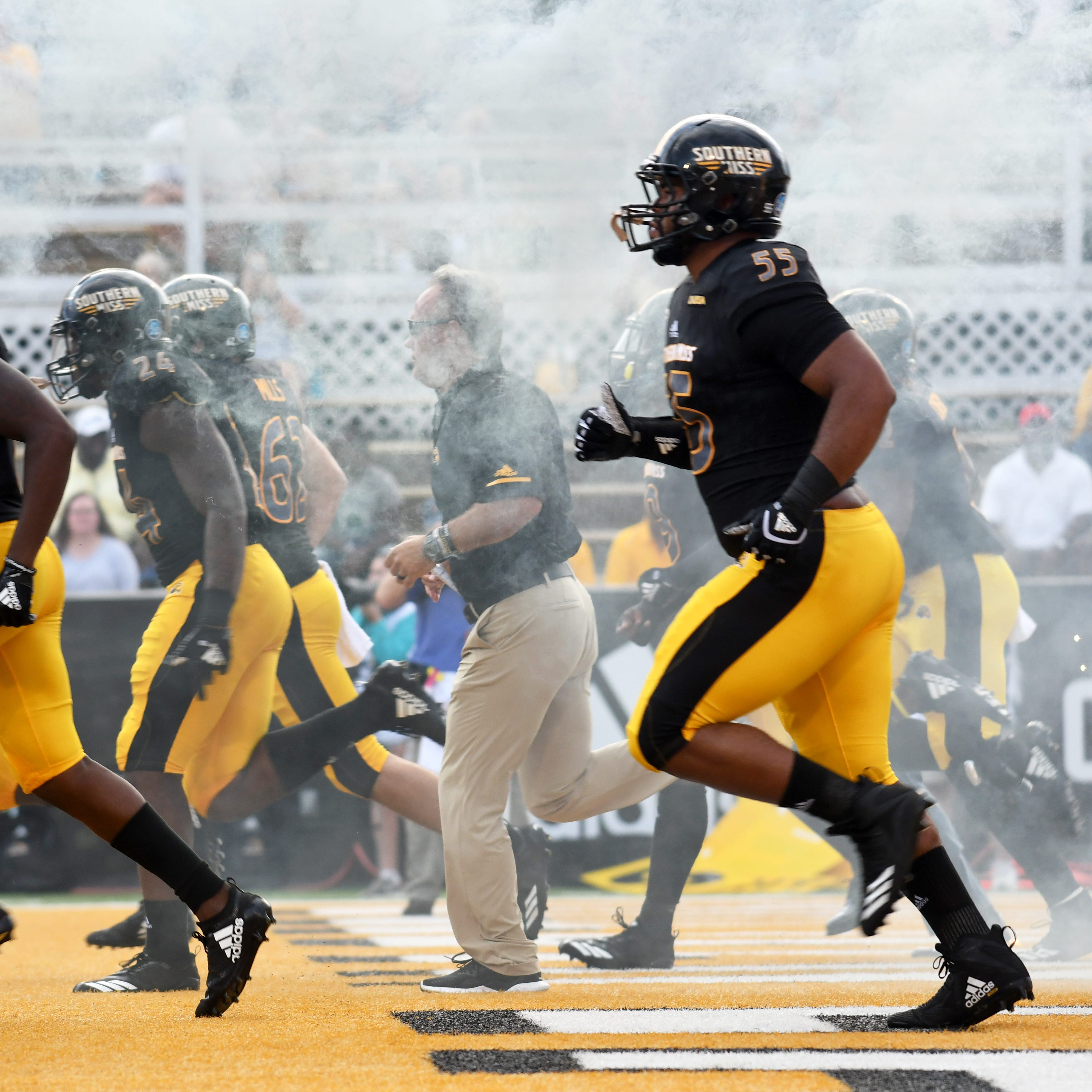 Live updates: Southern Miss vs. North Texas football