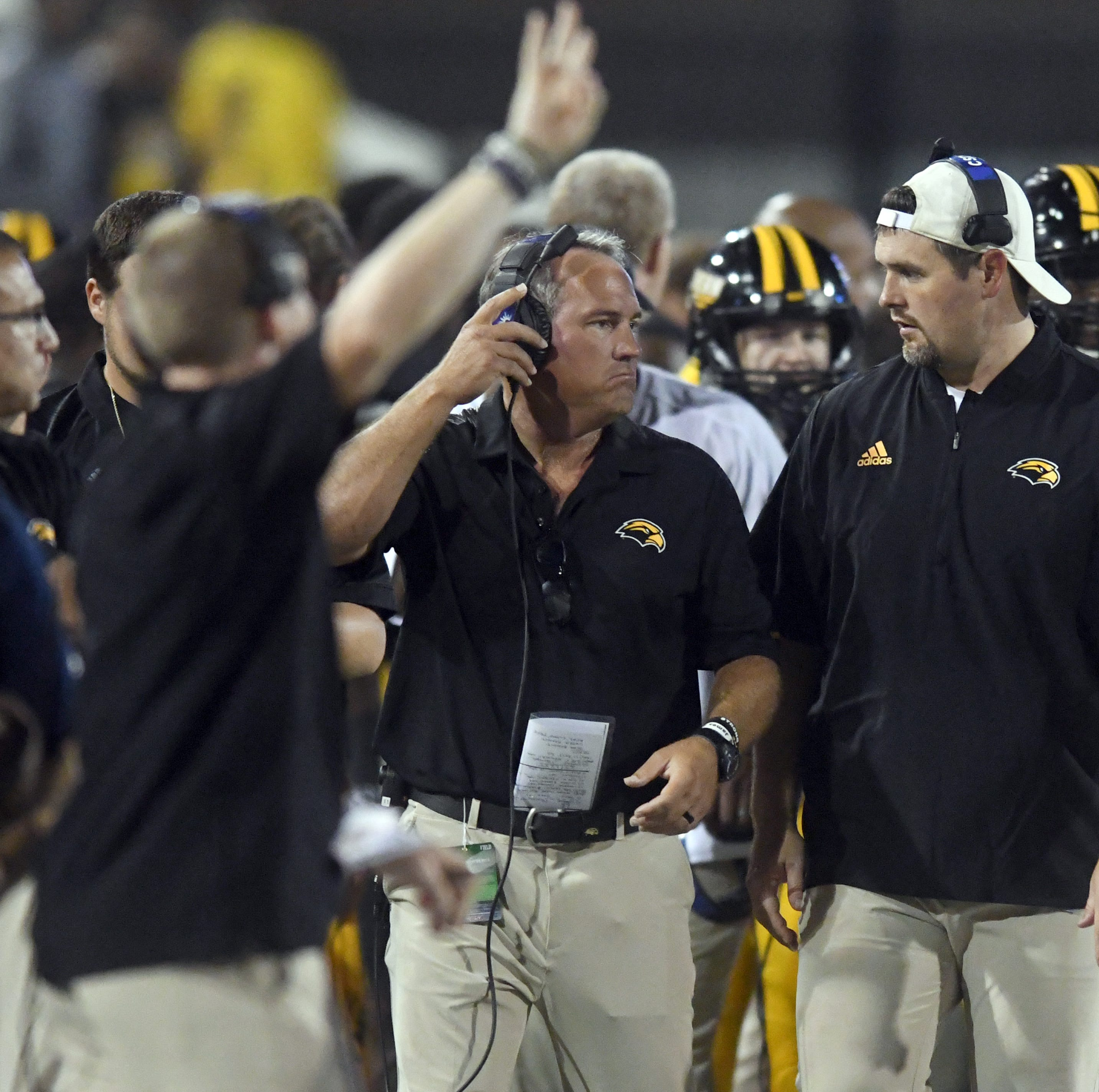 What Southern Miss coach Jay Hopson said after his team's 40-22 win over Rice on Saturday