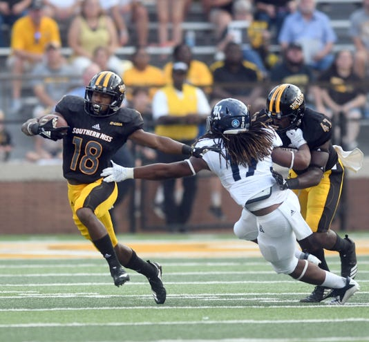Rice Vs Usm Football 1
