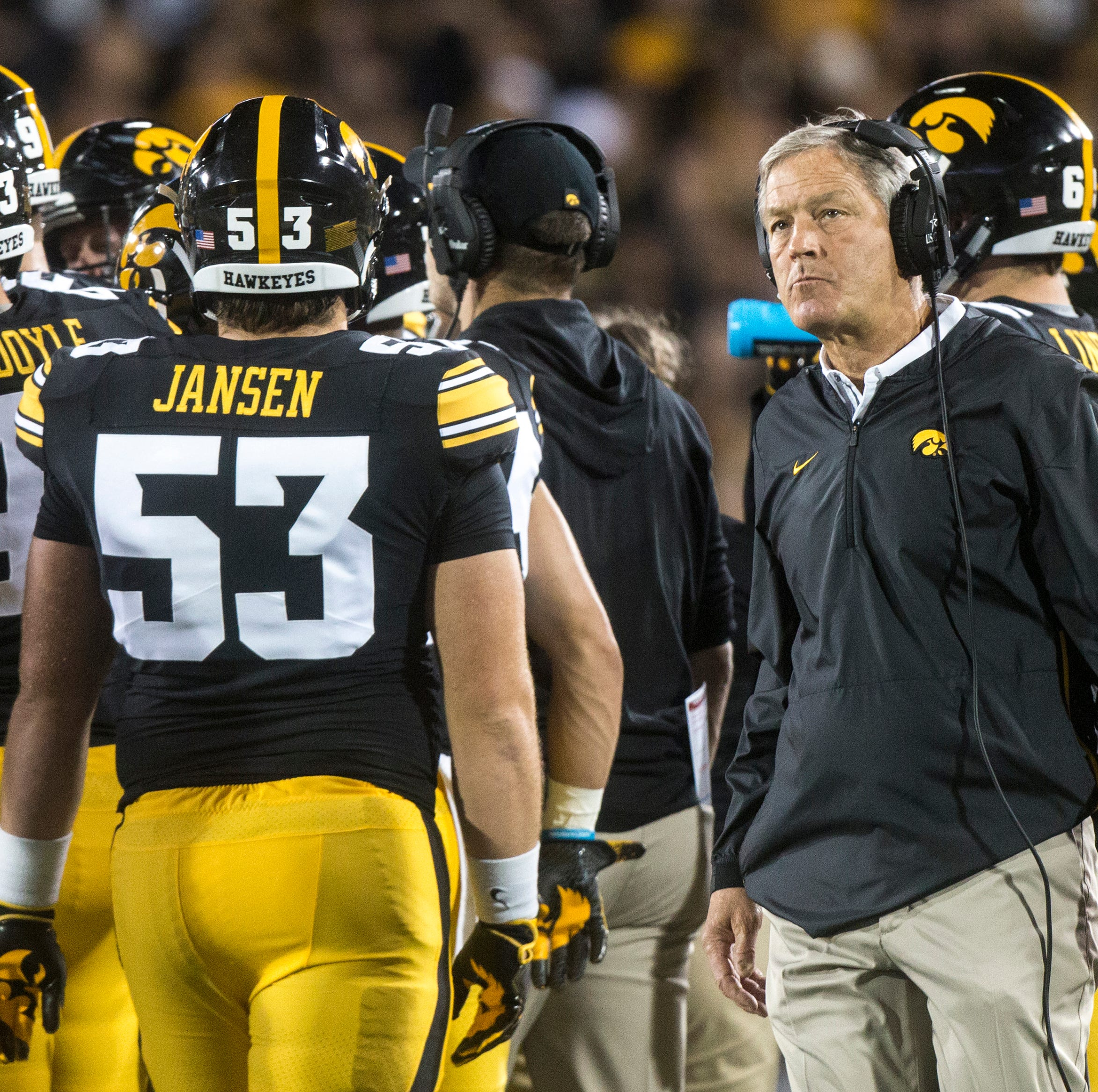 'We should be able to win these games': Iowa enters bye week with frustration — and reason for hope