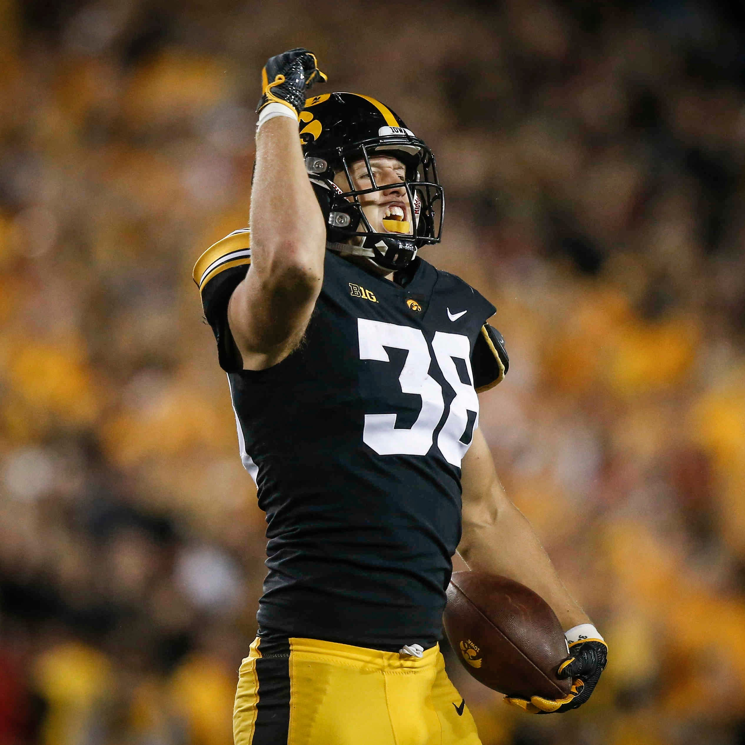 Leistikow's 7 Hawkeye Thoughts: On Iowa's discovery of T.J. Hockenson, NFL dilemma for Amani Hooker