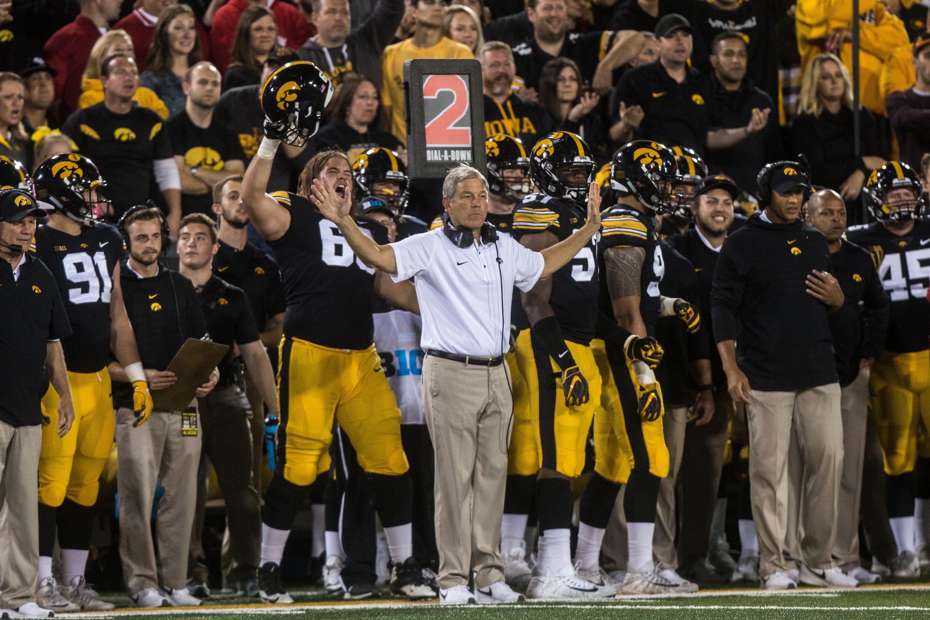 Leistikow: An Iowa football road map to a 10-win season