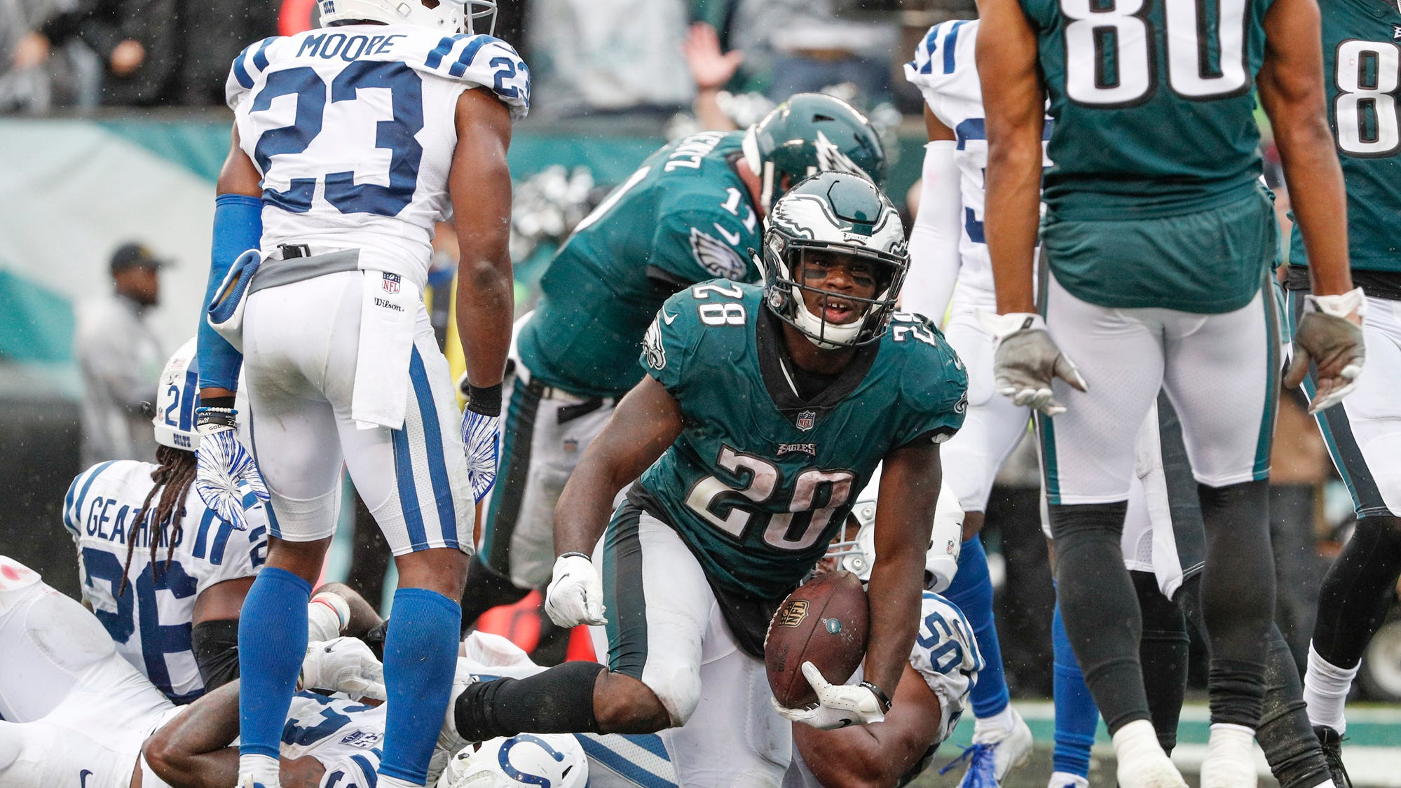 Indianapolis Colts fall to the Philadelphia Eagles, but not in the way you would expect