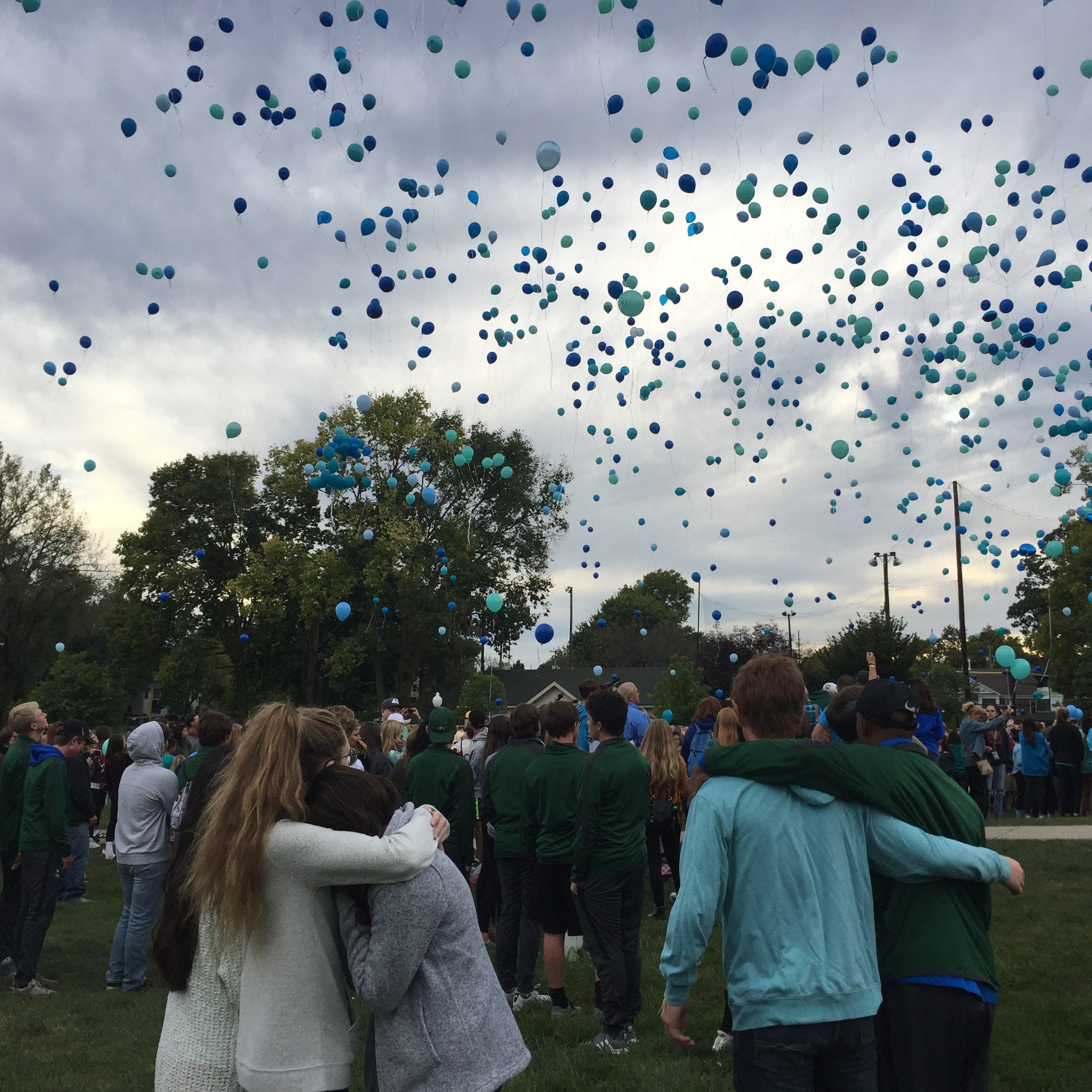 Funeral services set for Zionsville teen victims of suspected double murder-suicide