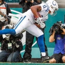 NFL Week 3 live blog: Colts lead Eagles in the fourth quarter