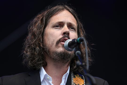 Vocalist and guitarist John Paul White will perform June 10 at the Musical Instrument Museum.