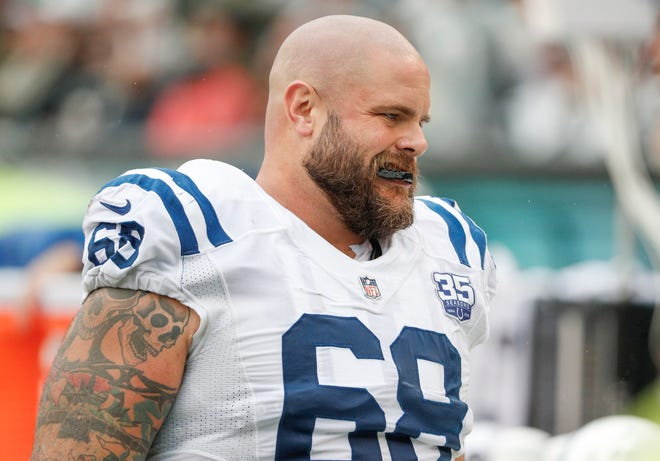 """I had no idea how close I was to changing my family's life,"" Matt Slauson said Wednesday about the scary back injury he suffered Thursday night in Foxboro."
