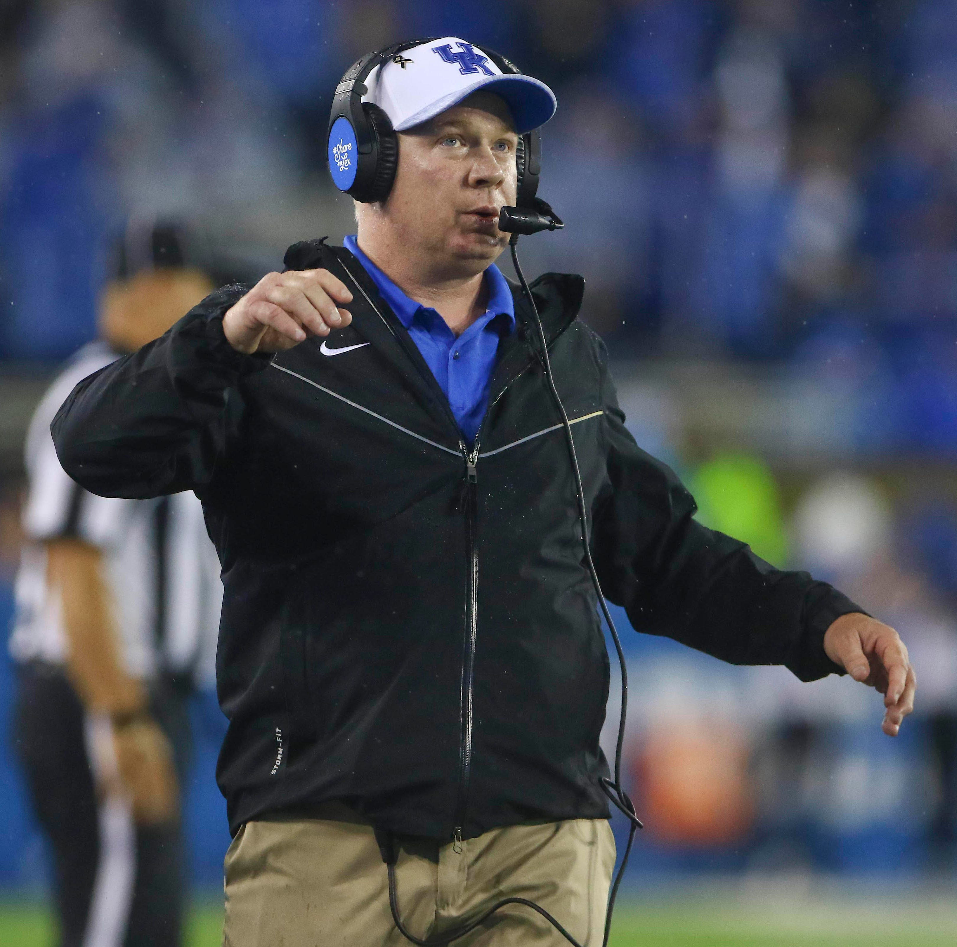 SEC power rankings Week 5: Kentucky makes its move