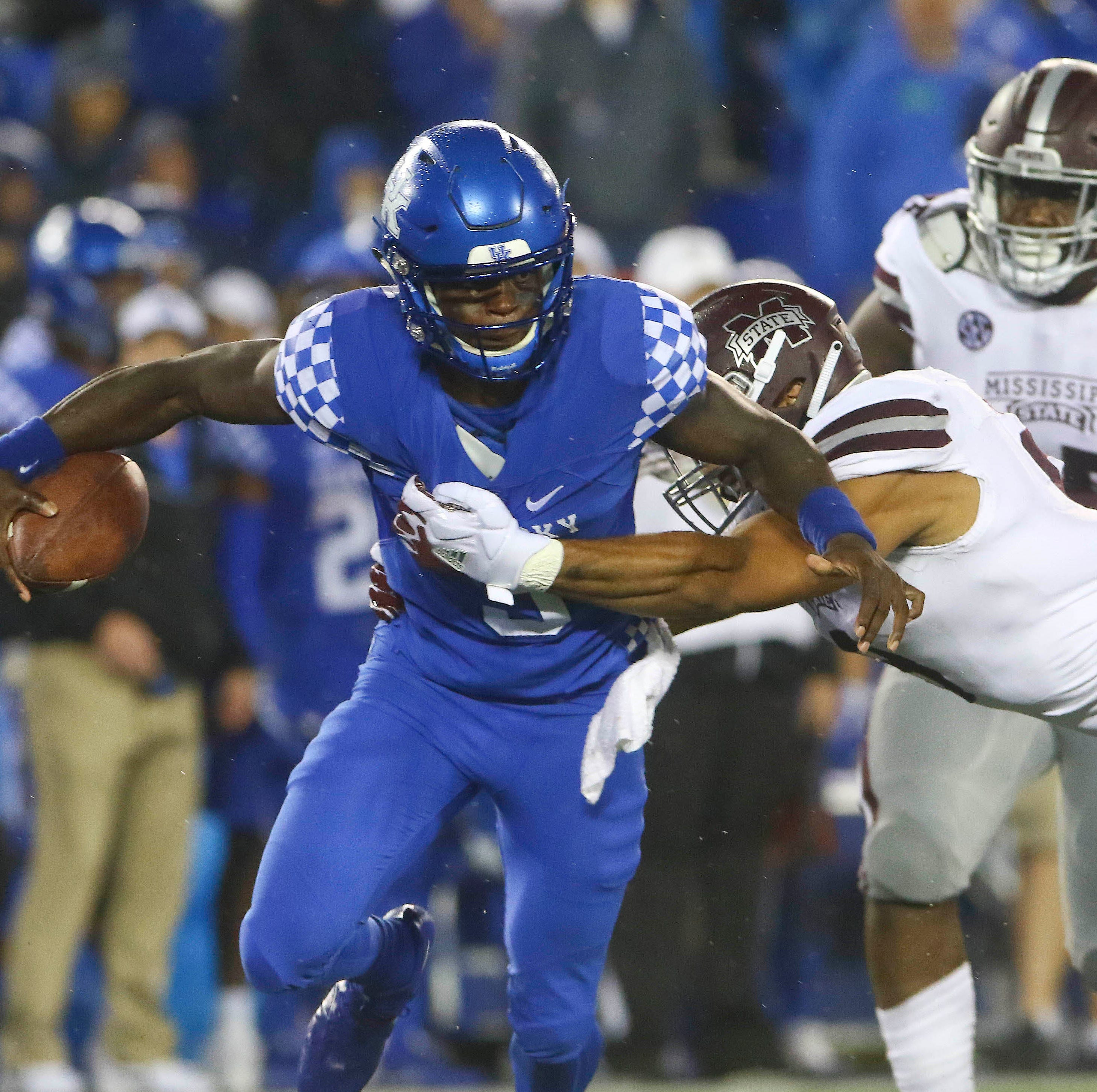 How it happened: Kentucky tops Mississippi State 28-7