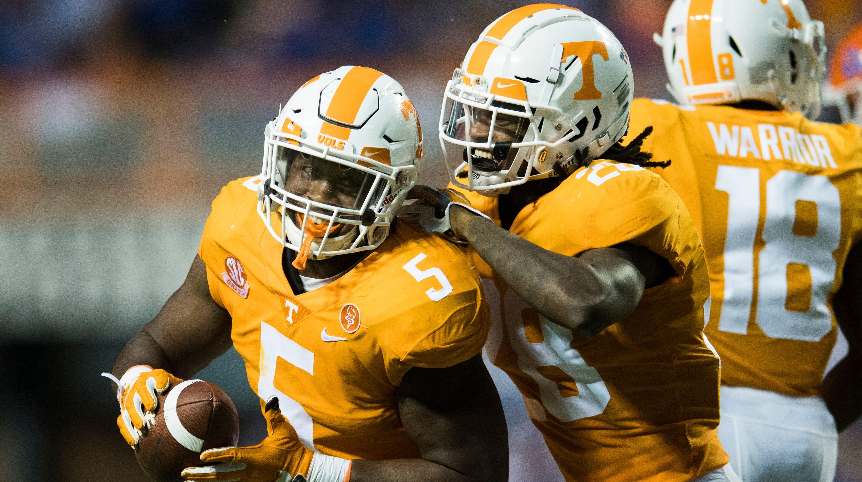 UT Vols: Tennessee football vs Georgia Bulldogs film ...