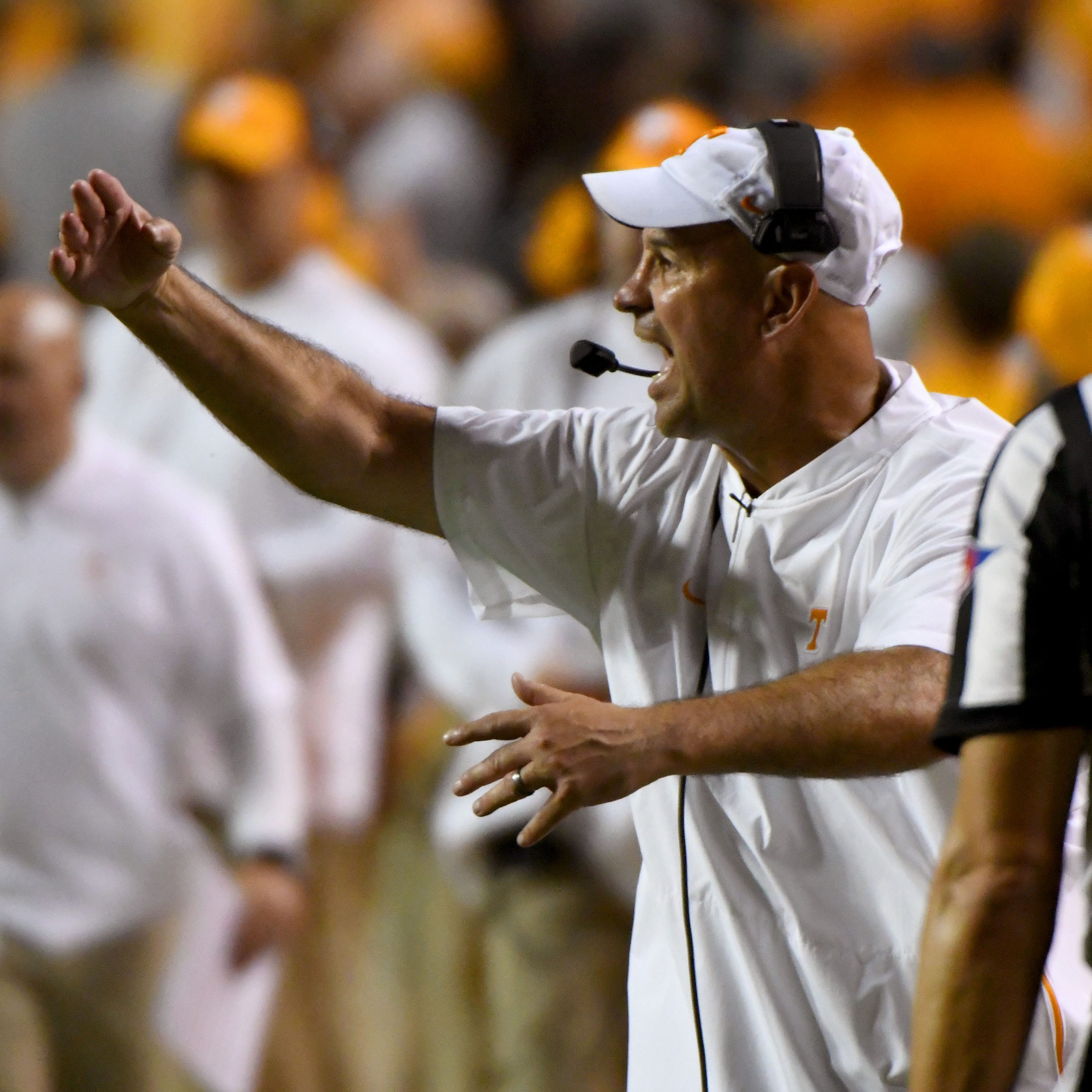 Will Tennessee Vols football go two seasons without winning an SEC game?