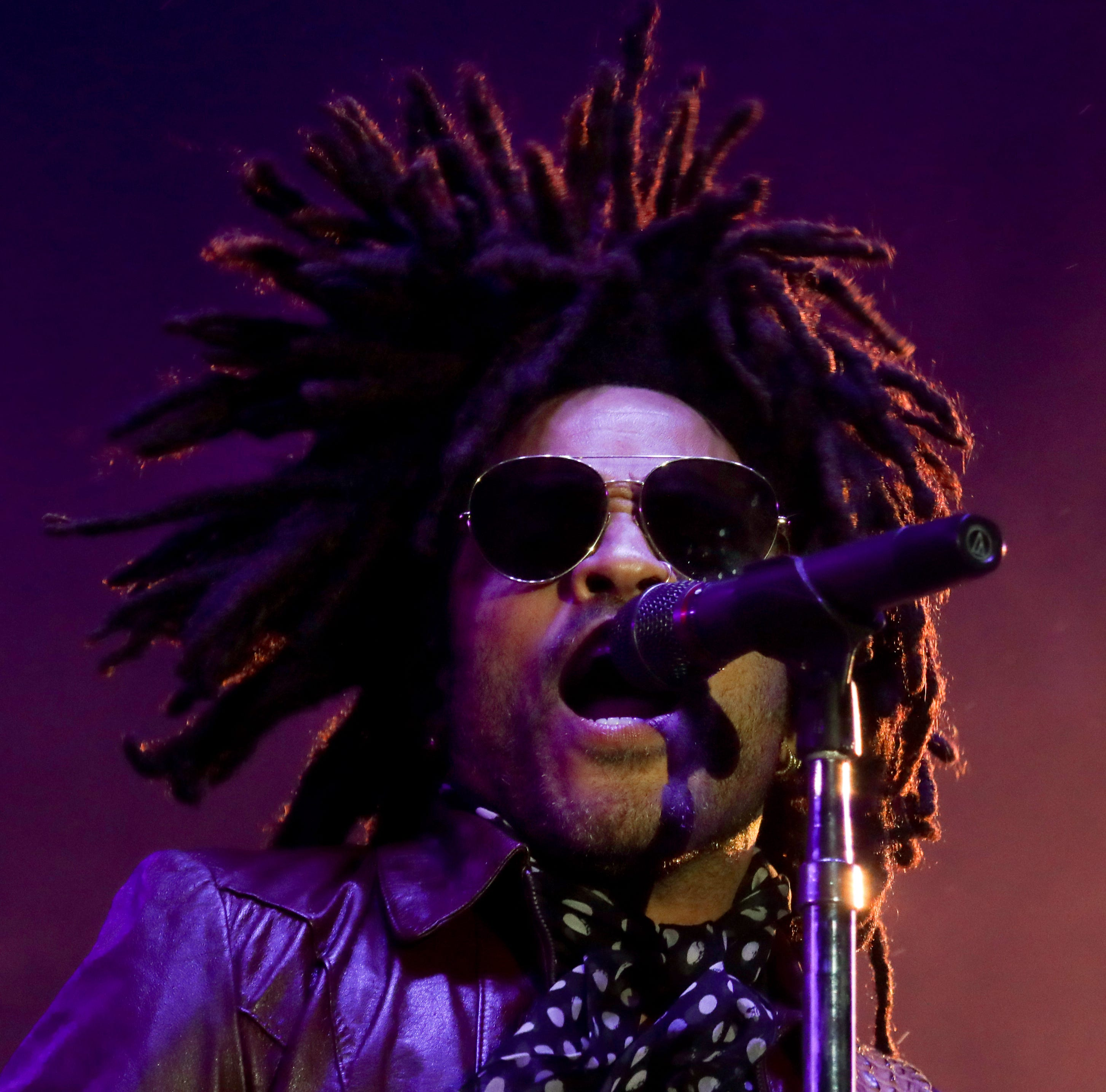 Lenny Kravitz adds Nashville date to summer tour