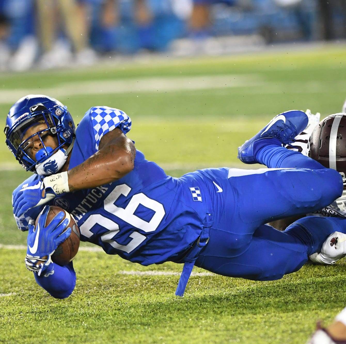 Benny Snell's Heisman Trophy odds improve after Mississippi State win