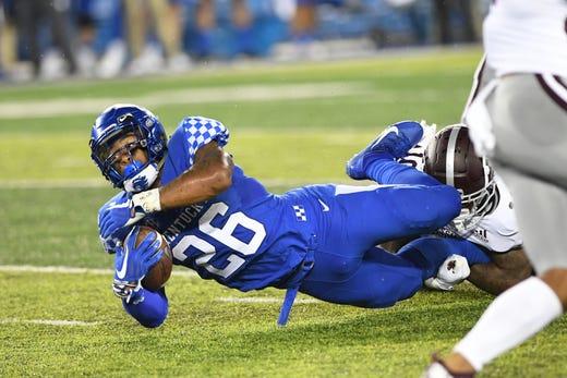 Kentucky Football Mississippi State Win Should Hush Critics