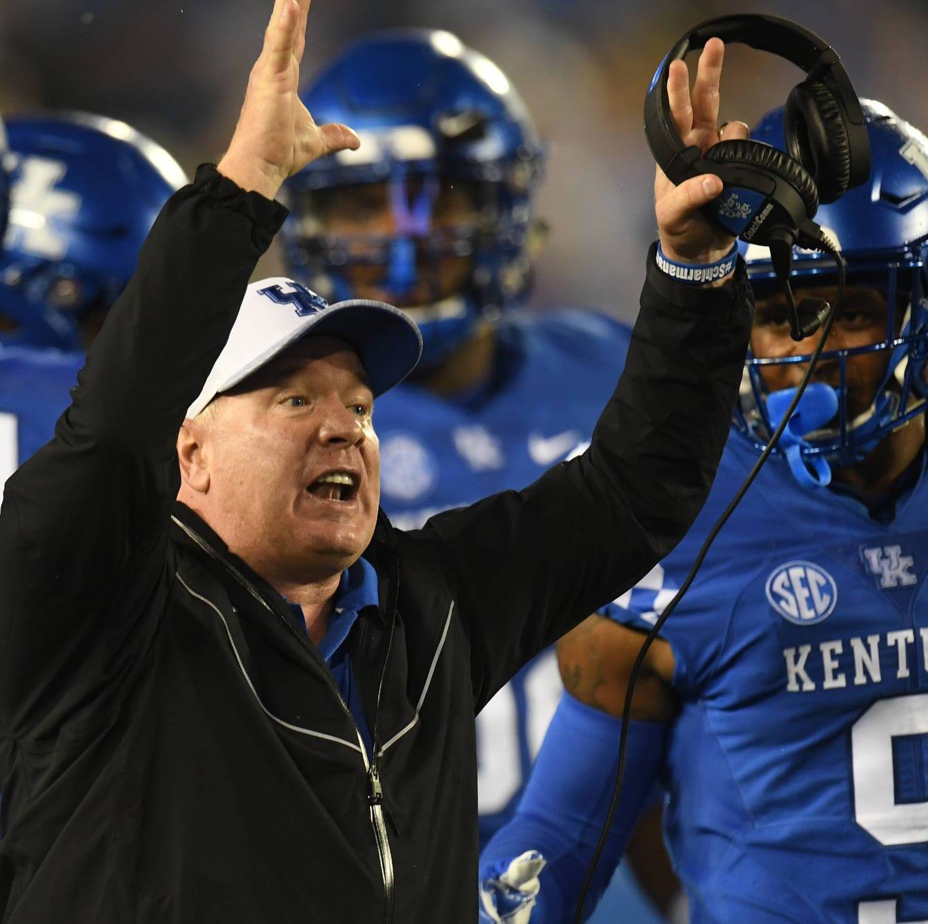 Why Mark Stoops will be ignoring one comment from John Calipari