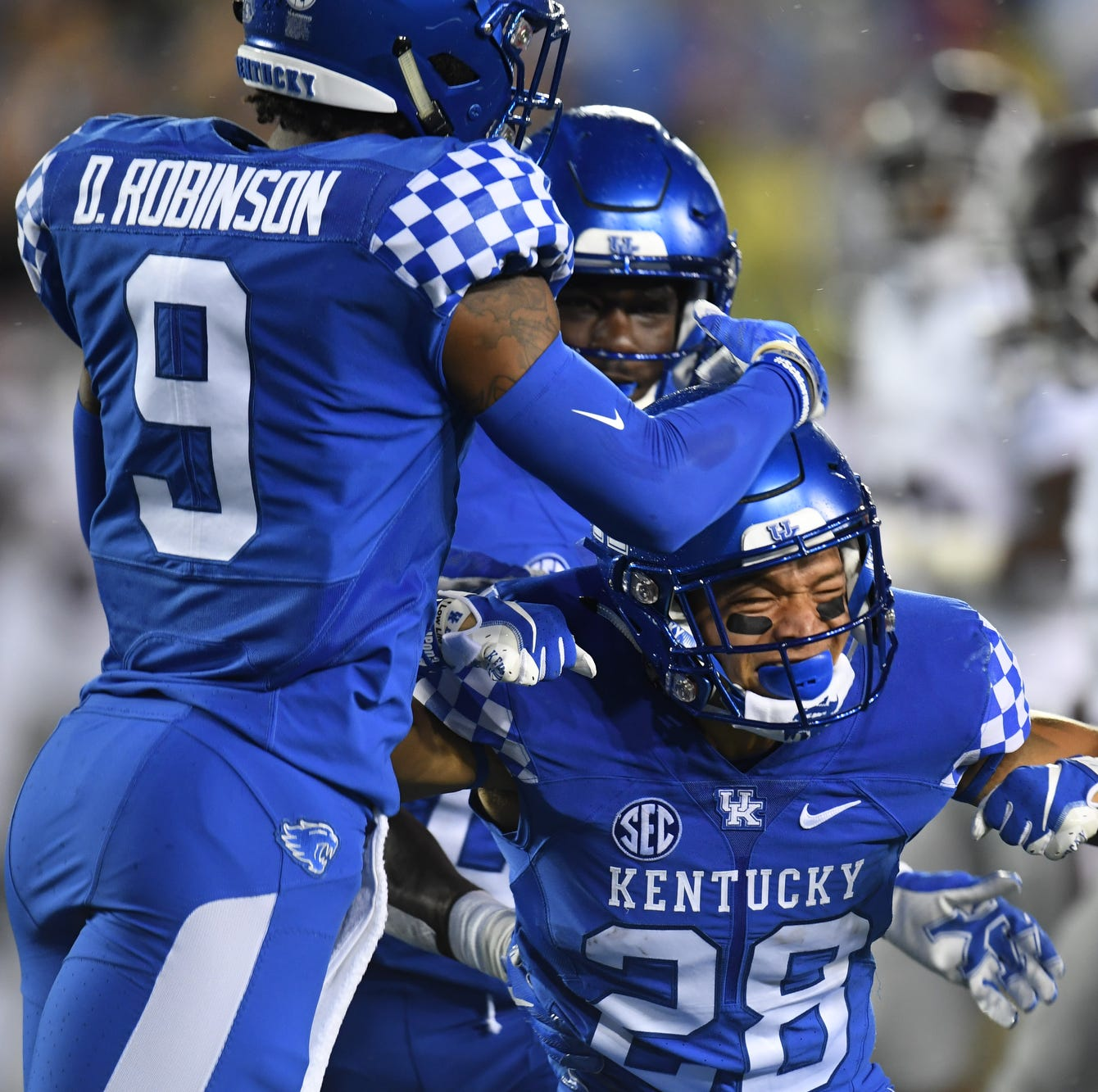 Instant Analysis: Kentucky football is proving to be the real deal