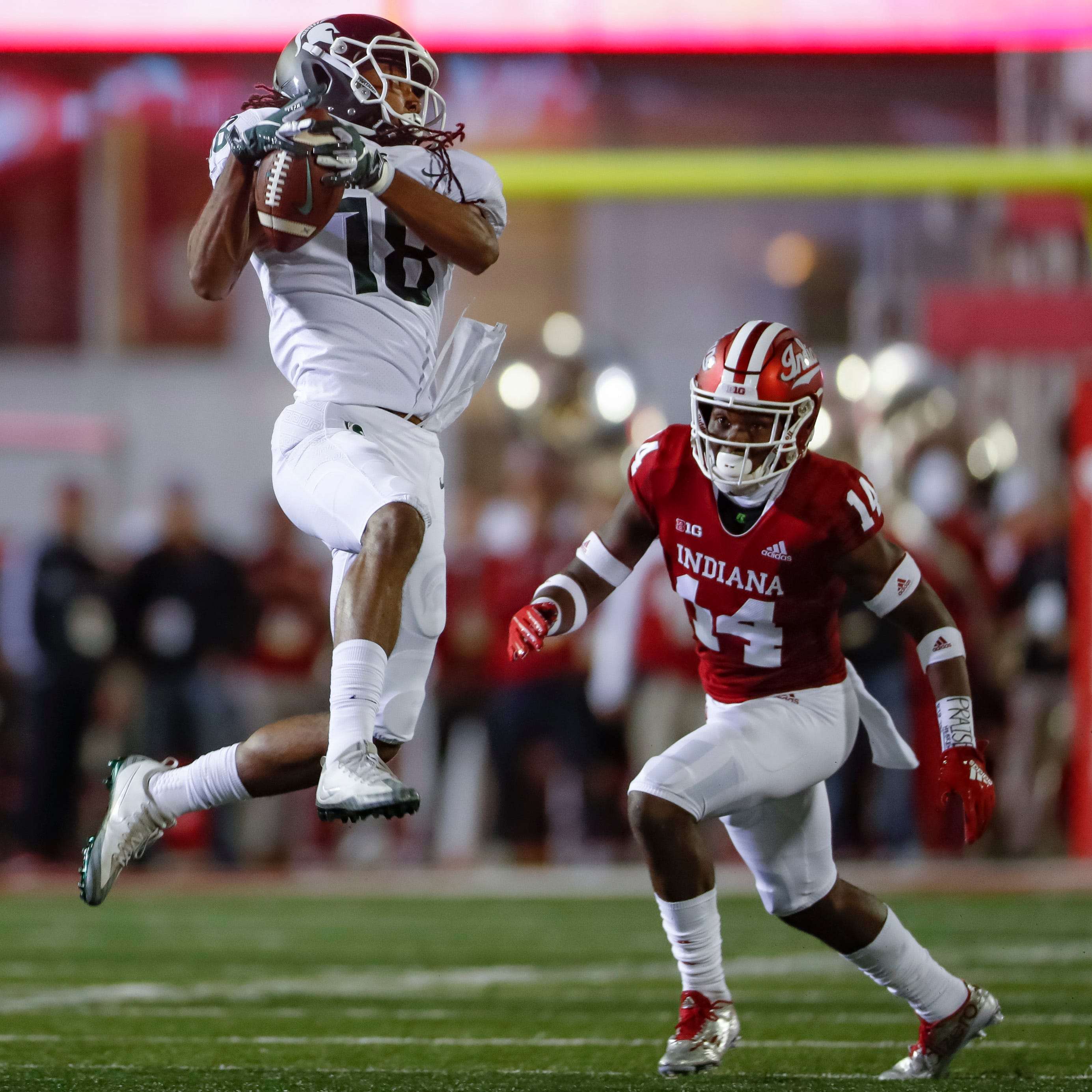 Couch: 3 quick takes on Michigan State football's 35-21 win at Indiana