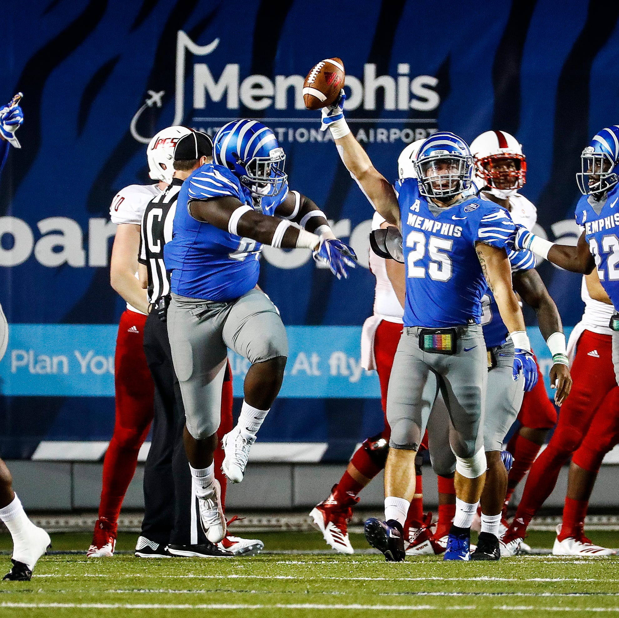 Best, worst from Memphis' 52-35 win over South Alabama