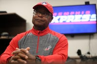 Mike Singletary on the new Memphis Express