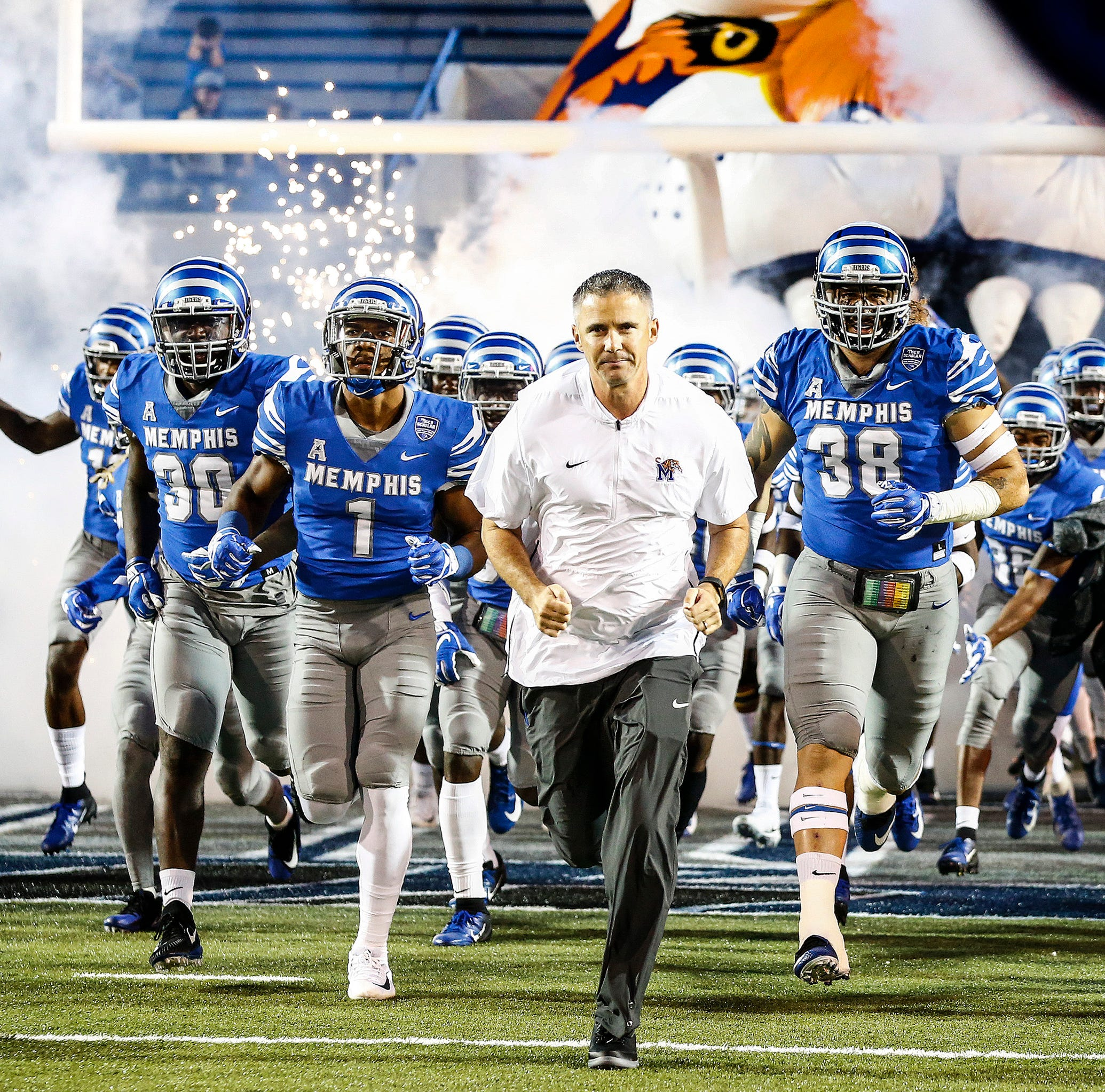 Memphis vs Tulane: TV, radio, streaming, odds, kickoff information