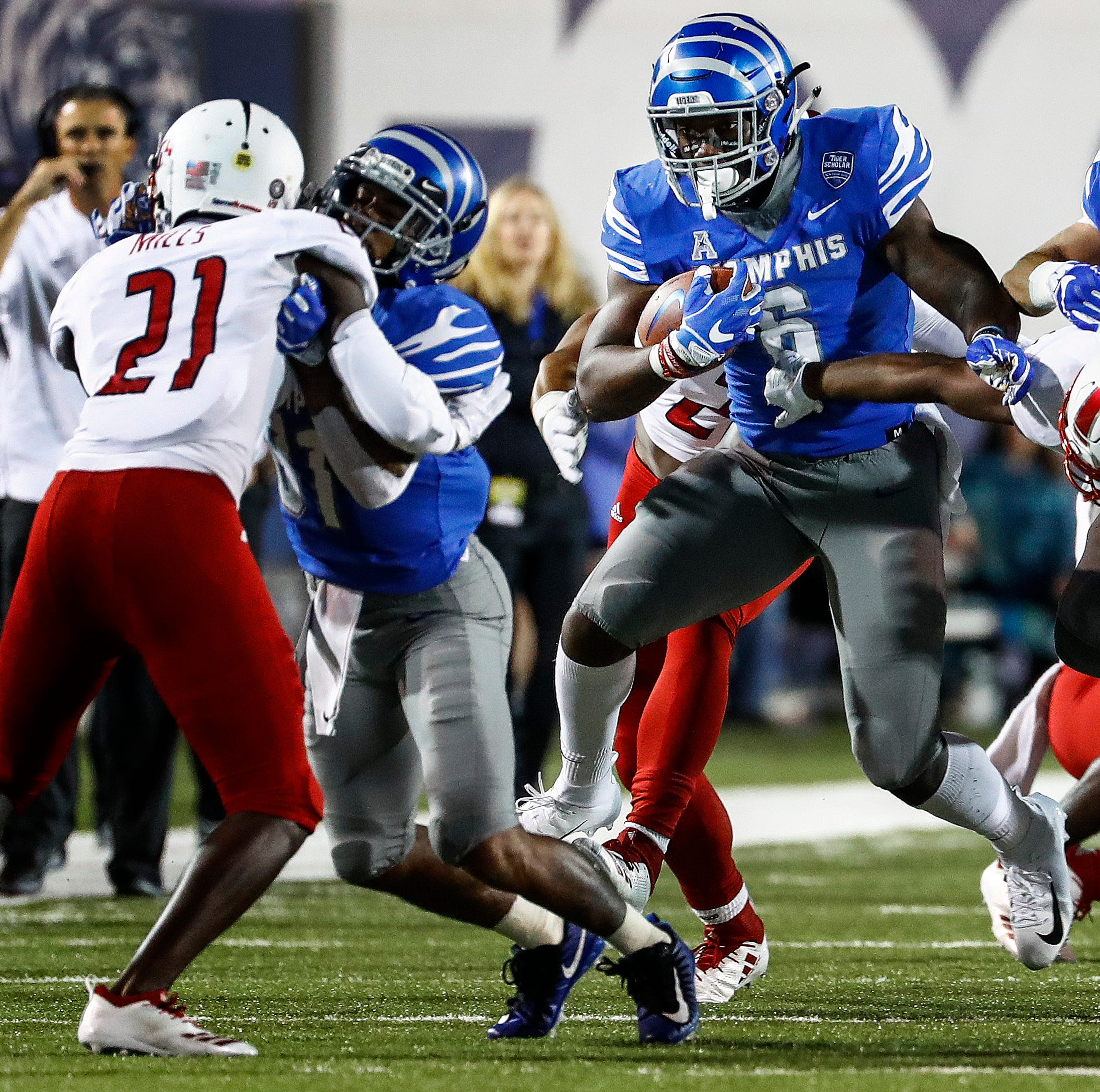 Memphis football gets a scare from South Alabama, but maybe the Tigers needed it