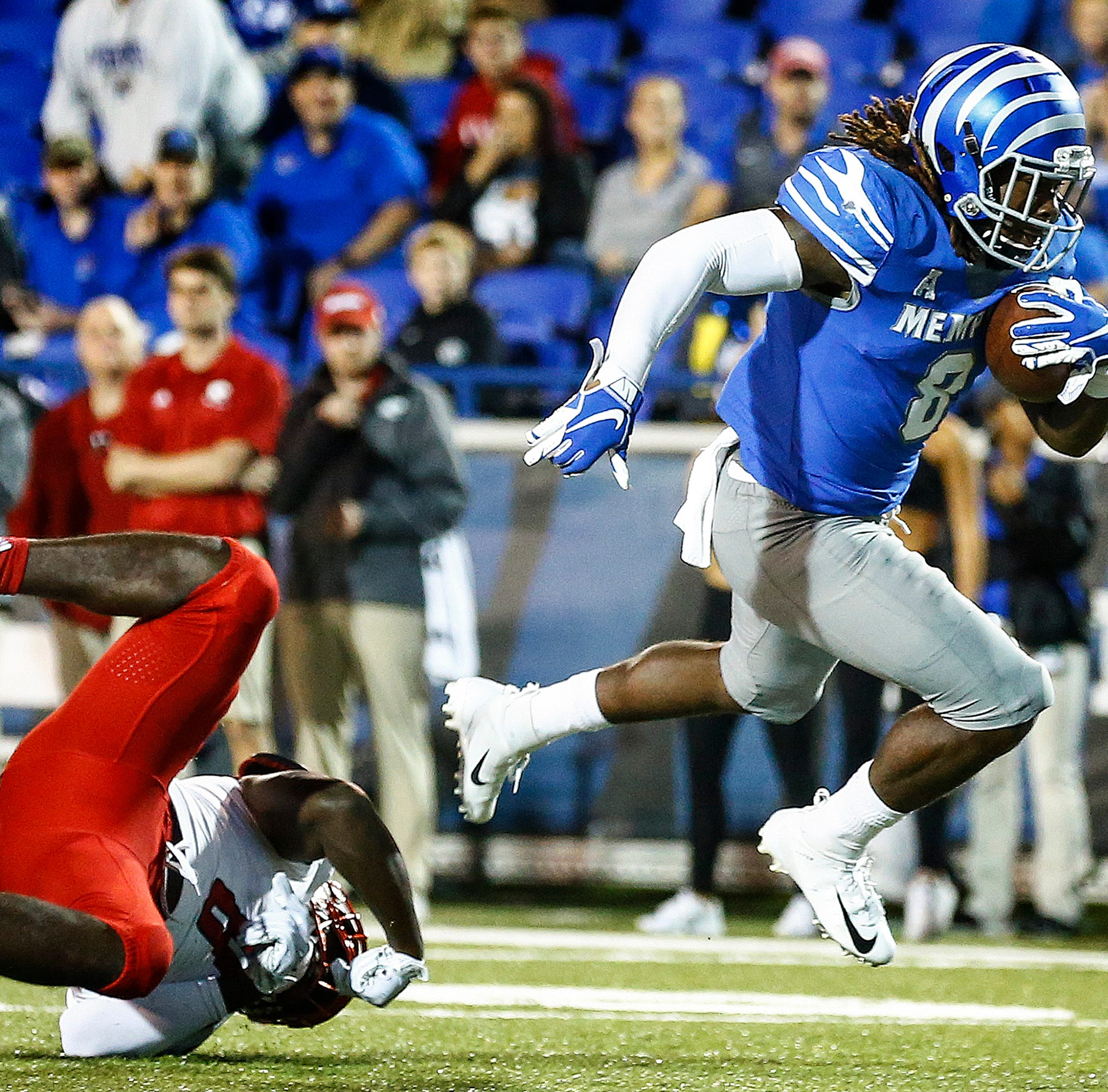 Here's how Memphis dropped South Alabama