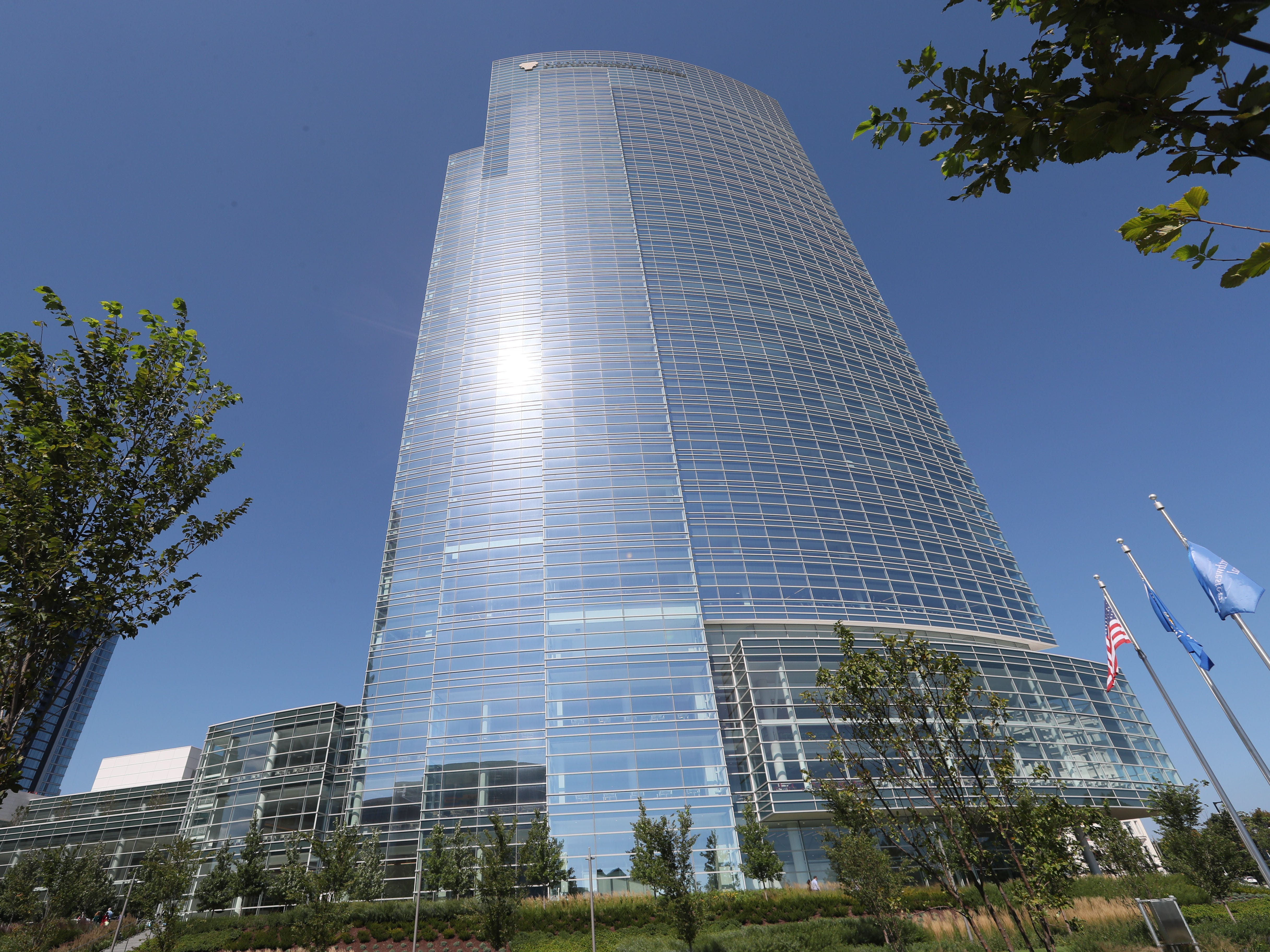 The new Northwestern Mutual Tower and Commons took part in Doors Open Milwaukee 2018.