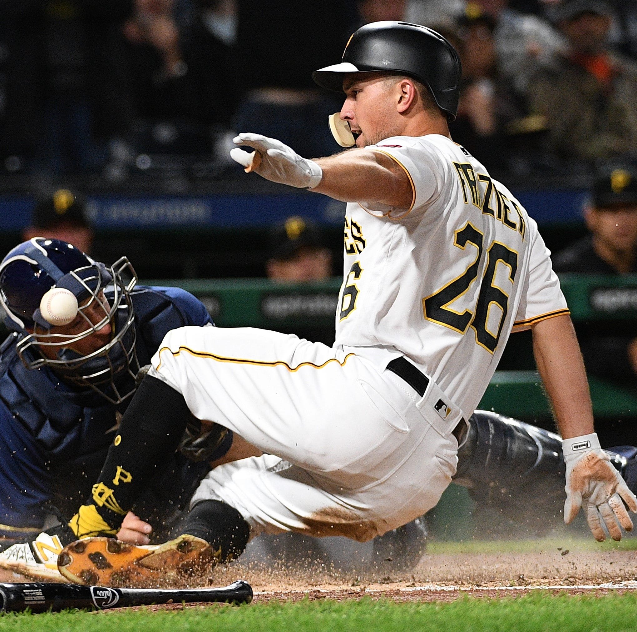 Pirates 3, Brewers 0: More of the same against Trevor Williams