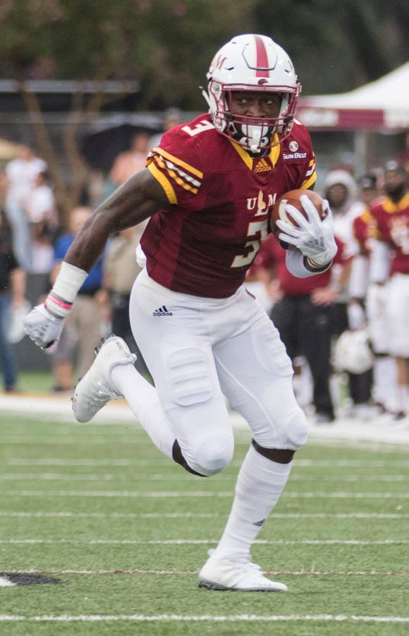 Green finished his career among the Top-10 in ULM history with 202 receptions (3rd), 2,698 receiving yards (3rd), and 23 touchdowns (2nd). His 2,008 all-purpose yards in 2017 was a single-season record and his four kickoff-return touchdowns tied for the national lead, making him the program's first All-American since cornerback Pat Dennis in 1998.