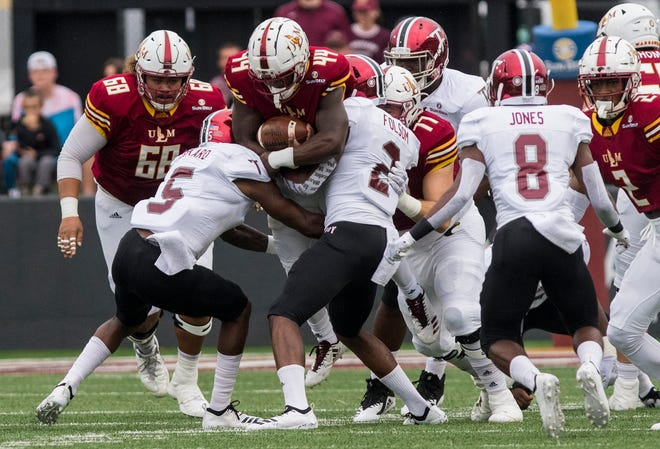 ULM is dead last in the Sun Belt Conference in scoring, despite ranking fifth in total yards and third in passing.