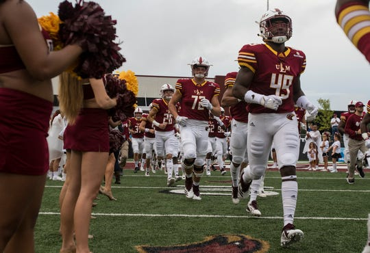 Fourth-year ULM football coach Matt Viator wants to see the Warhawks become a physically and mentally tough team with a competitive spirit to match.