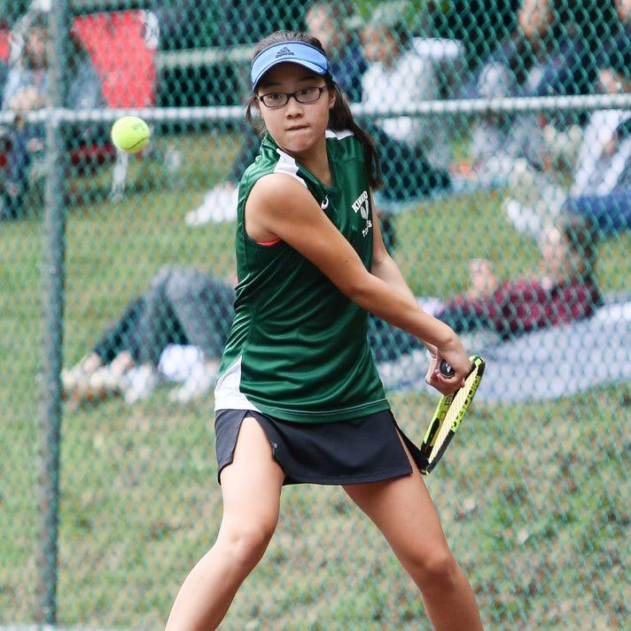 Chatham girls win sixth straight MCT tennis title