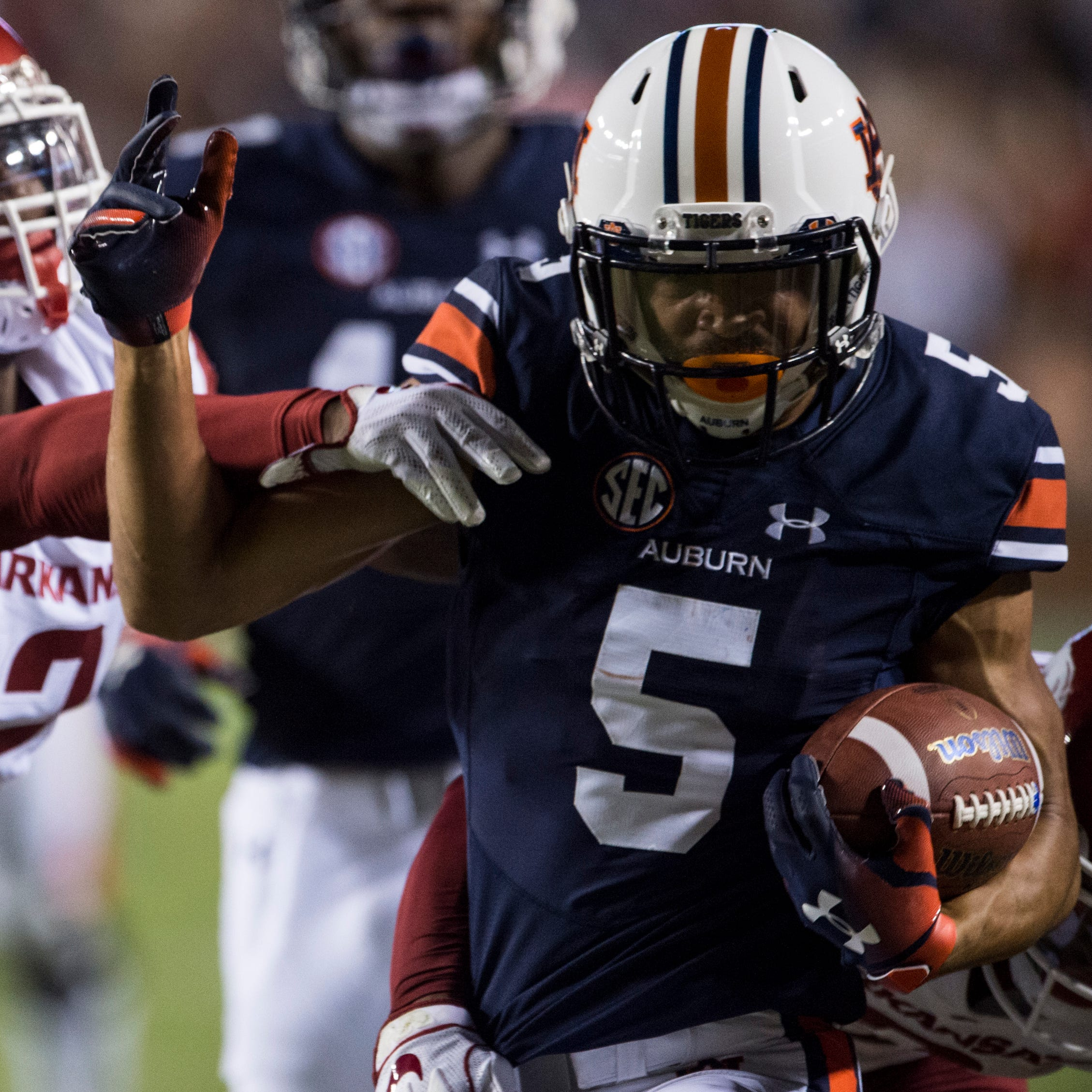 Face it, it's time to start worrying about Auburn offense