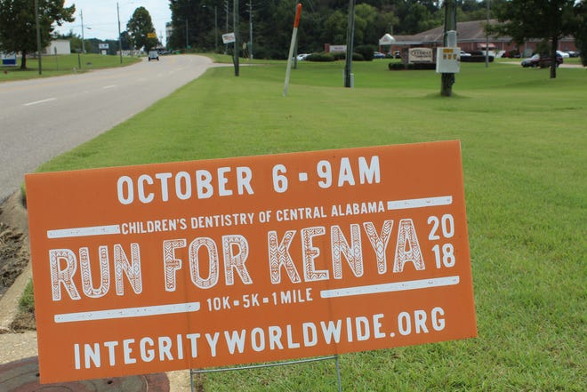 """Area athletes are preparing for the upcoming """"Run For Kenya"""" event to help residents of the African nation take advantage of free dental care."""