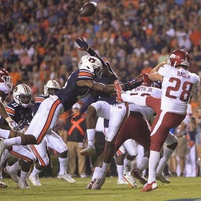 A complete turnaround on special teams for Auburn