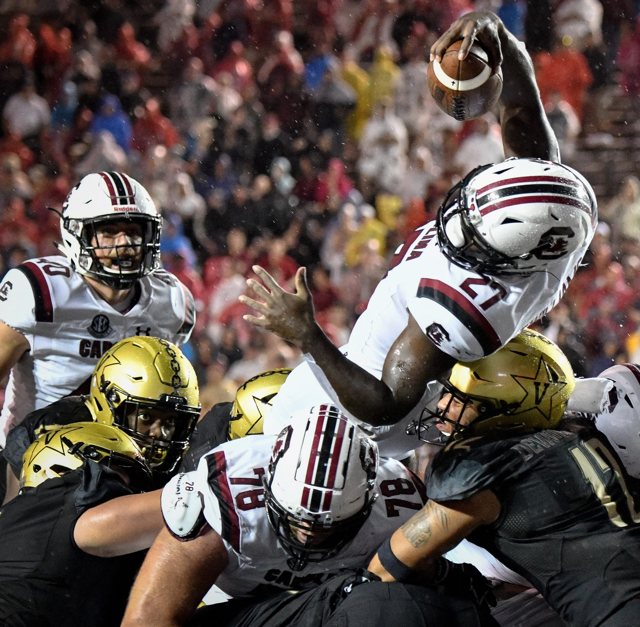 South Carolina 37, Vanderbilt 14: 5 things we learned in Commodores 'comedy of errors'