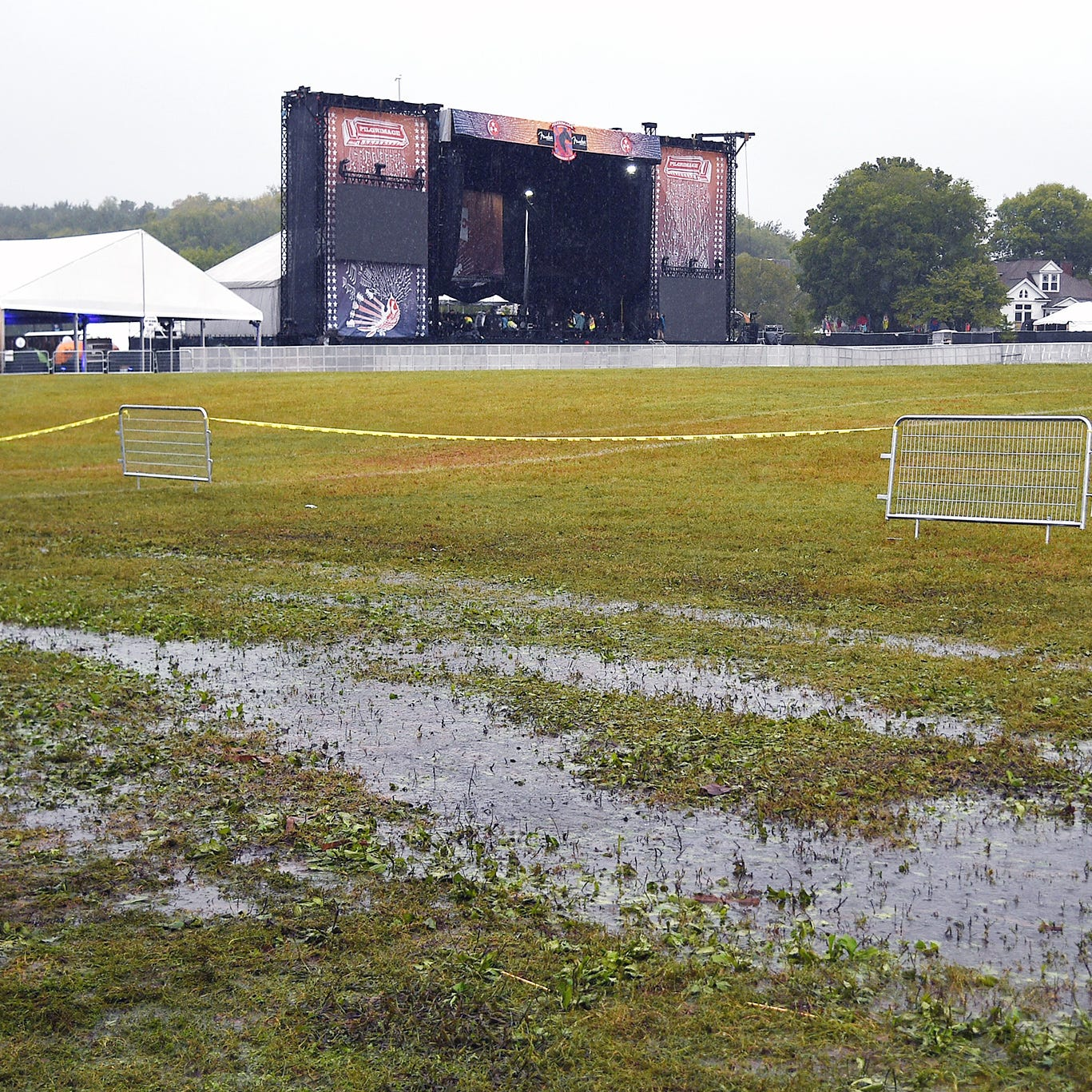 Pilgrimage Festival organizers explain event cancellation and evacuation