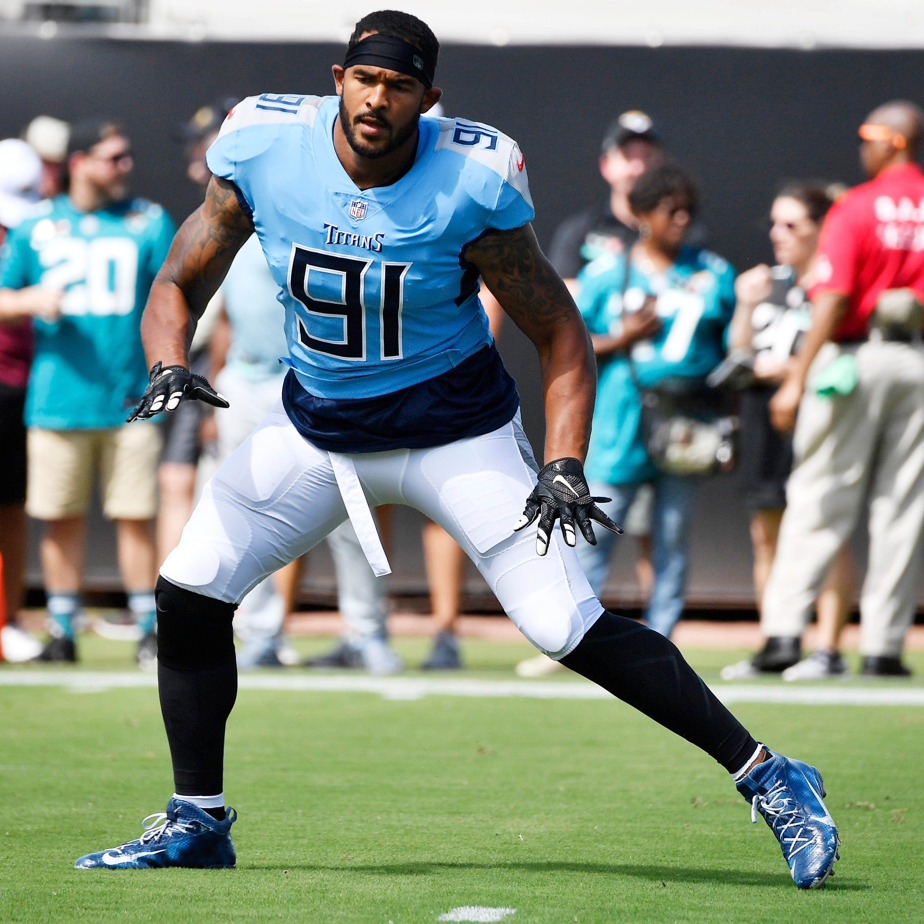 Titans injury update: Jack Conklin, Taywan Taylor, Derrick Morgan progressing