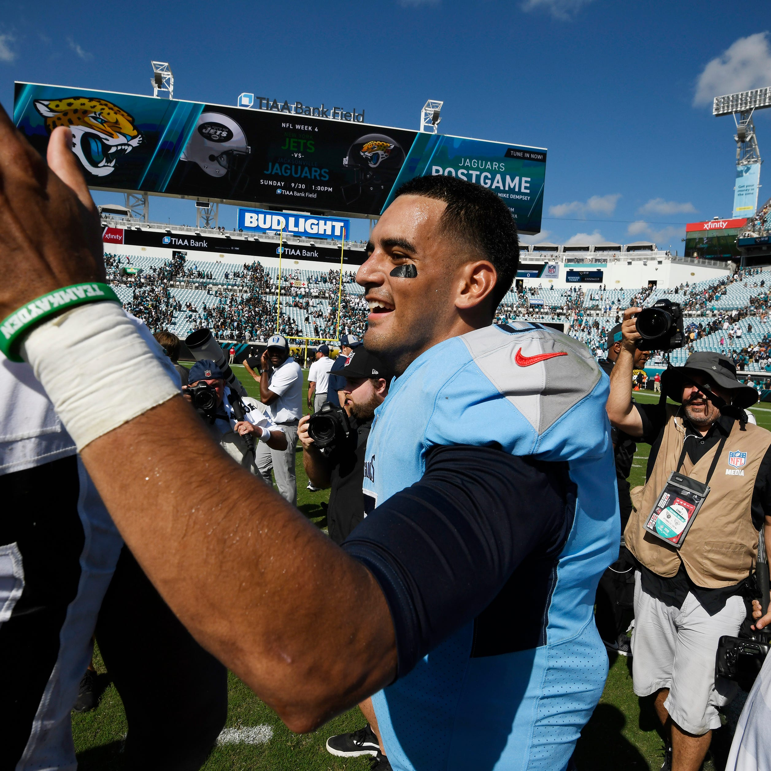 Titans 9, Jaguars 6: 90 seconds and you know it all