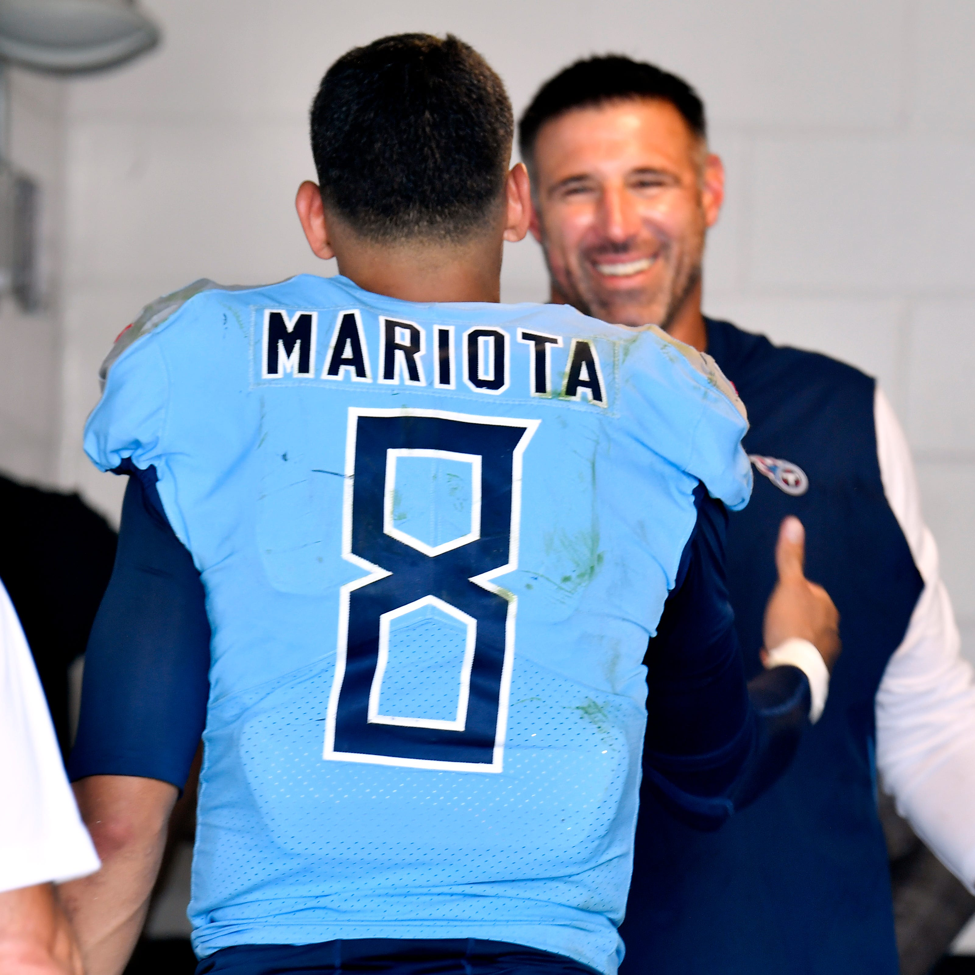 How Titans' Vrabel/LaFleur duo differ in a key way from Mularkey/Robiskie