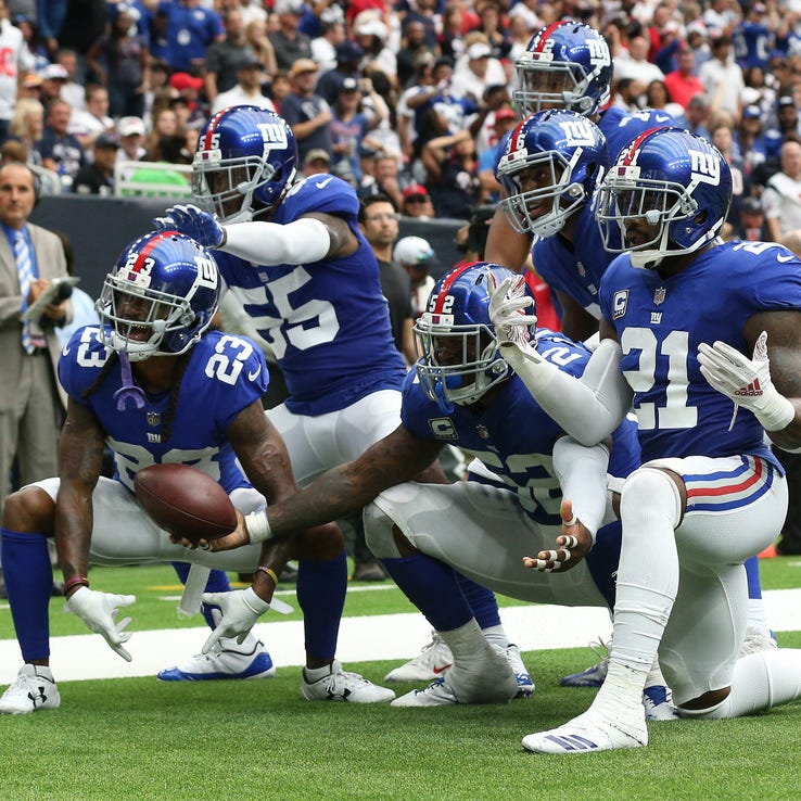 NY Giants: 5 takeaways from Sunday's season-saving victory over Texans