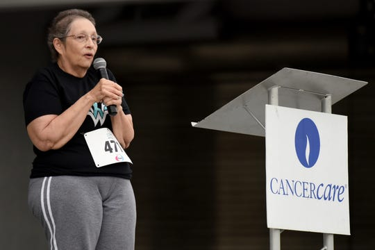 The 31st Annual CancerCare New Jersey Walk/Run for Hope was held at Overpeck County Park on Sunday, September 23, 2018. Ovarian cancer survivor Linda DiMuro of Paramus shares her story and the immense support she received from CancerCare during her journey.