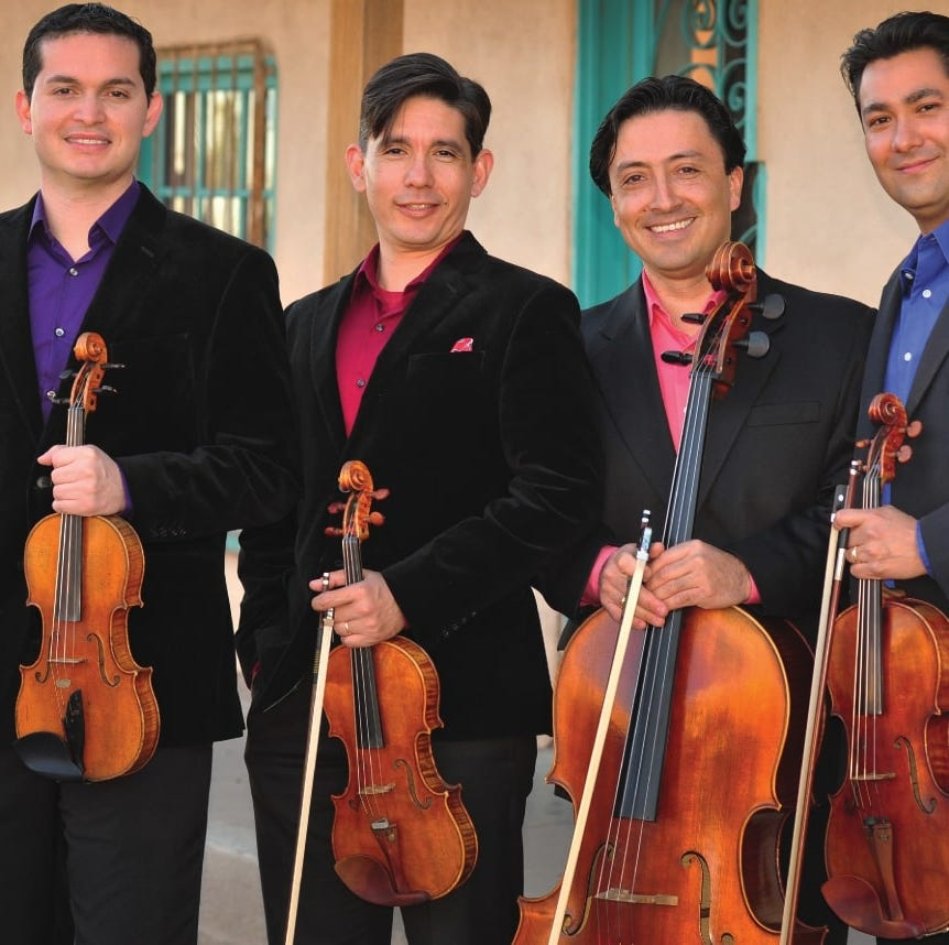 NMSU ensemble nominated for Latin Grammy