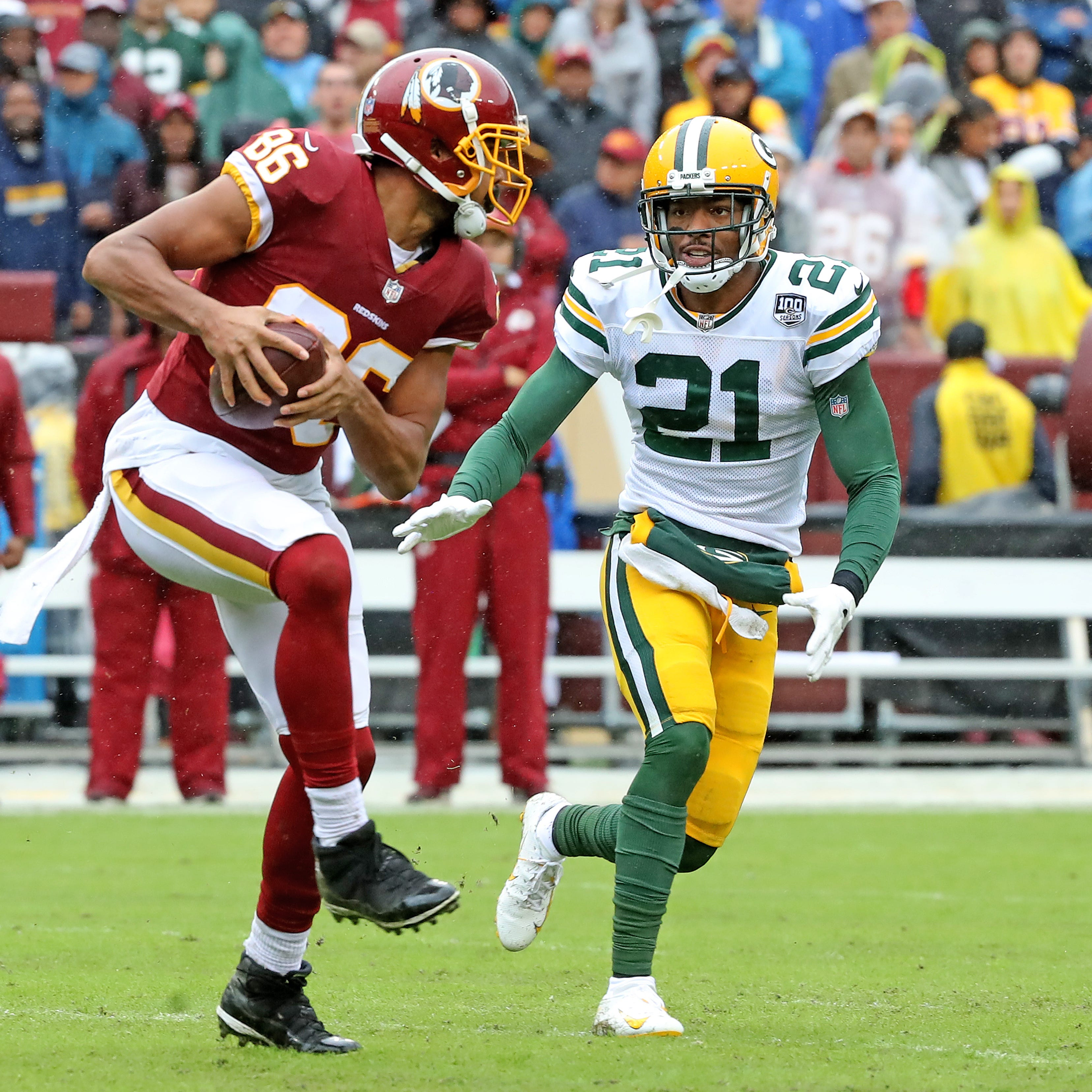 Green Bay Packers defense breaks down in first half, allowing four touchdowns