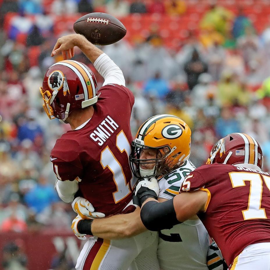 Green Bay Packers vs. Washington: Week 3