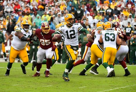 green bay packers pinball offense must also show patience