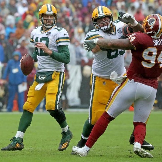 Packers notes: Shaky outlook for offensive line after another round of injuries