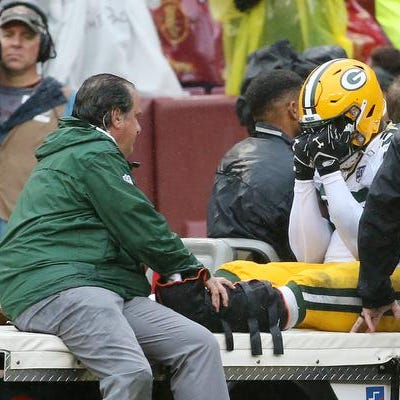 Green Bay Packers' Muhammad Wilkerson suffers season-ending ankle injury