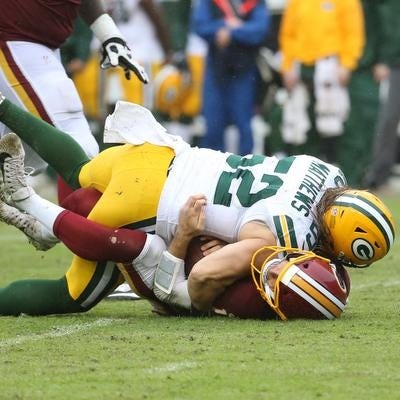 Packers' Clay Matthews says NFL 'getting soft' after latest roughing penalty